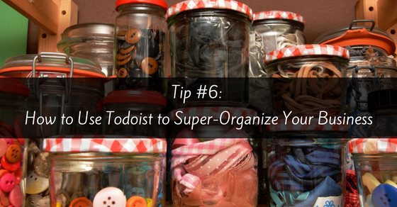 Super-Organize Your Business in 5 Steps With This One App