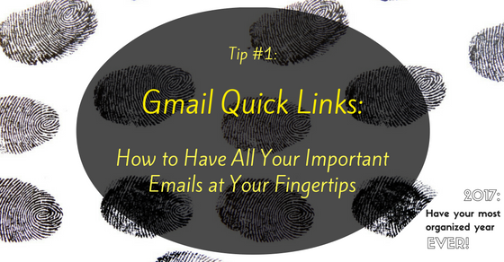 Gmail Quick Links: How to Always Find Your Important Emails