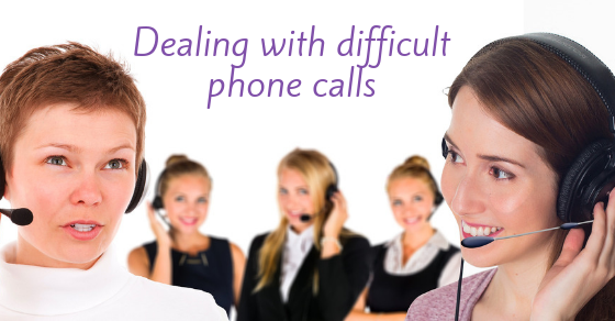 Managing the Difficult Phone Call