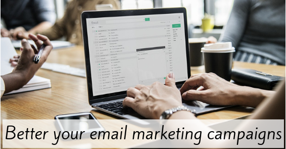 5 ways to improve your email marketing campaigns