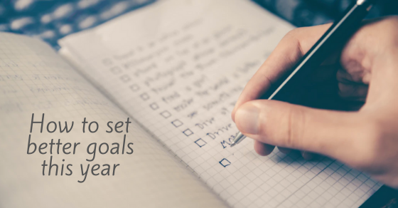Avoid These 5 Mistakes When Setting Goals